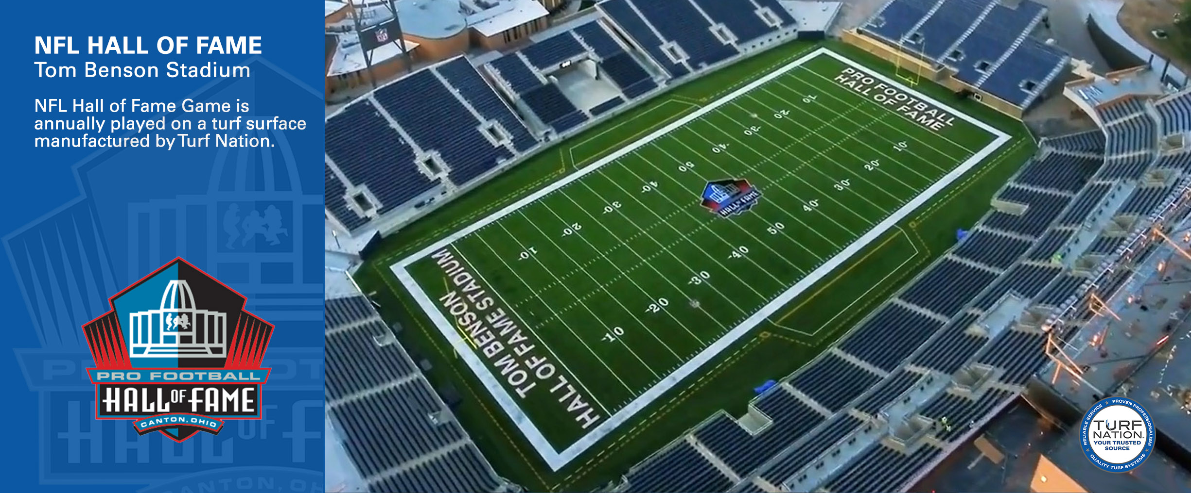 TURF NATION - YOUR TRUSTED SOURCE • SYNTHETIC TURF